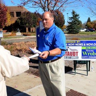 'The city of Novi lost a great man': Councilman Wayne Wrobel dies after cancer battle