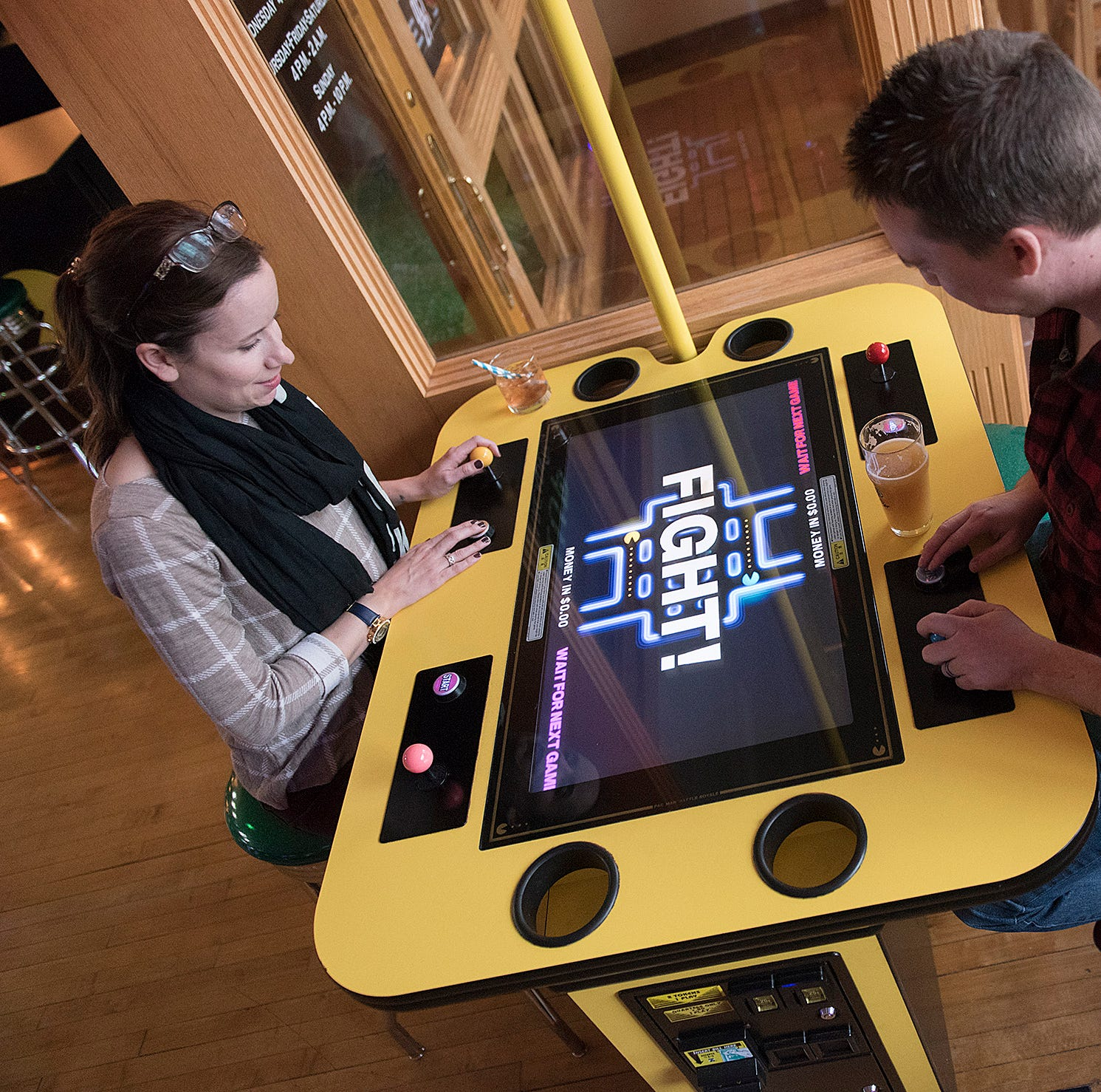 New arcade cocktail bar is for 'kids that never grew up'