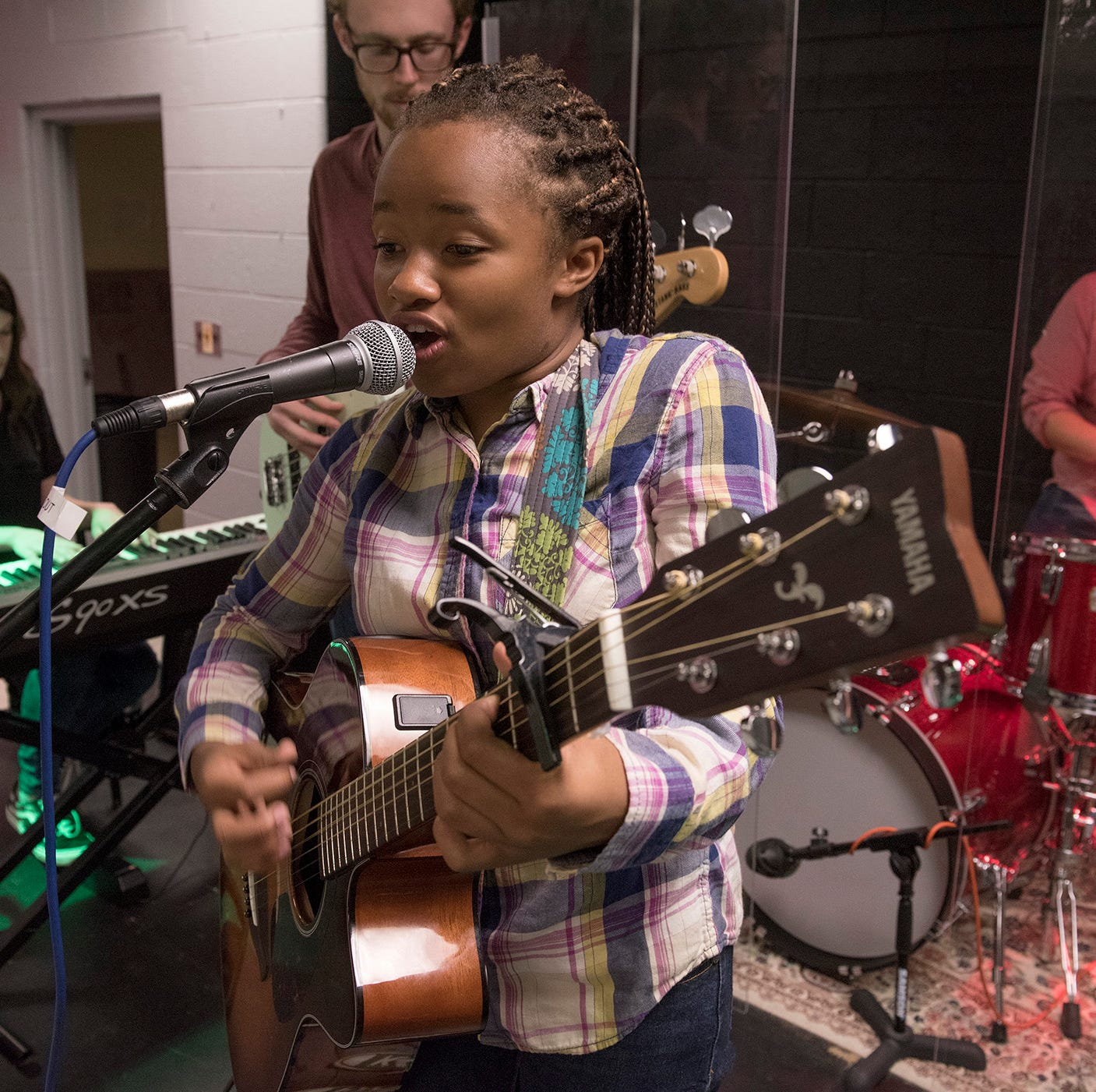 In The Band gives young musicians chance to hone tunes