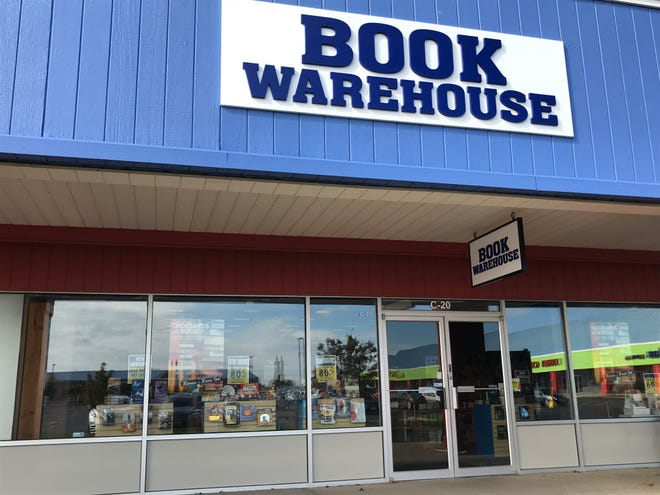 The Oshkosh Book Warehouse location is the third store in Wisconsin along with Johnson Creek and Pleasant Prairie outlet malls.
