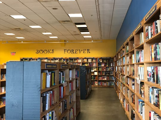 Book Warehouse opened Friday Oct. 12 at The Outlet Shoppes of Oshkosh.
