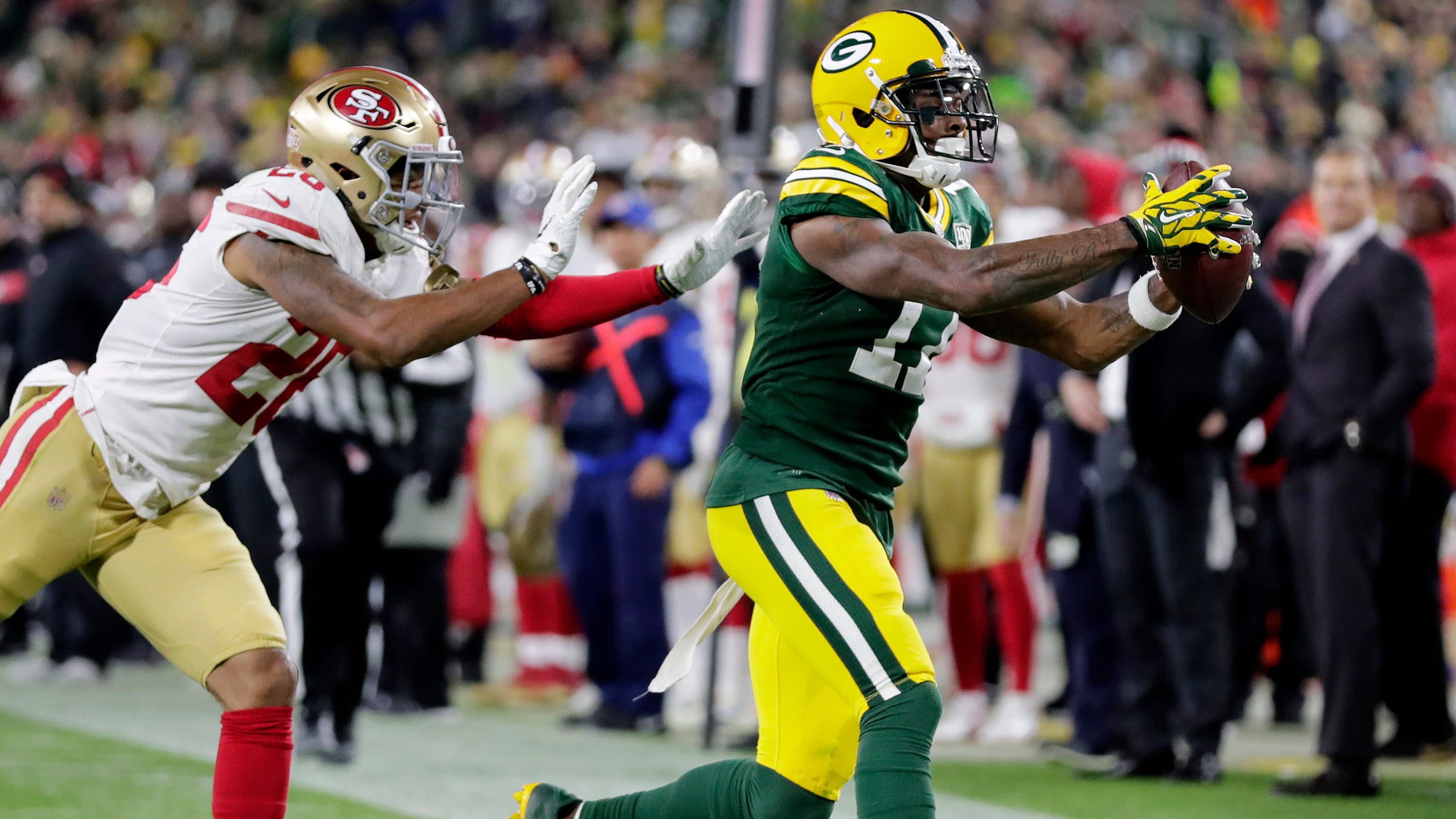 Green Bay Packers living dangerously by relying on rallies