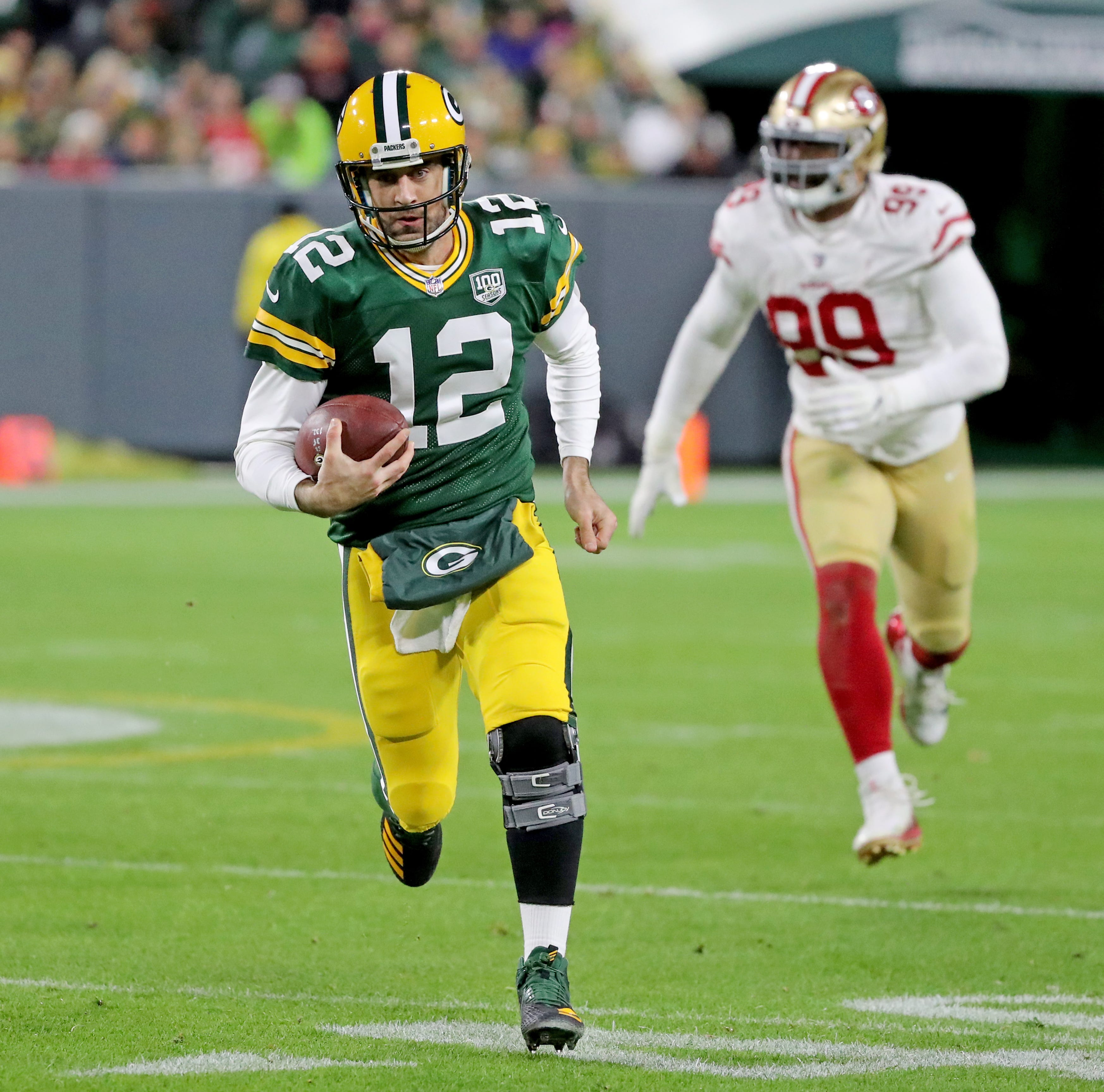 Dougherty: Packers find stunning way to save their season