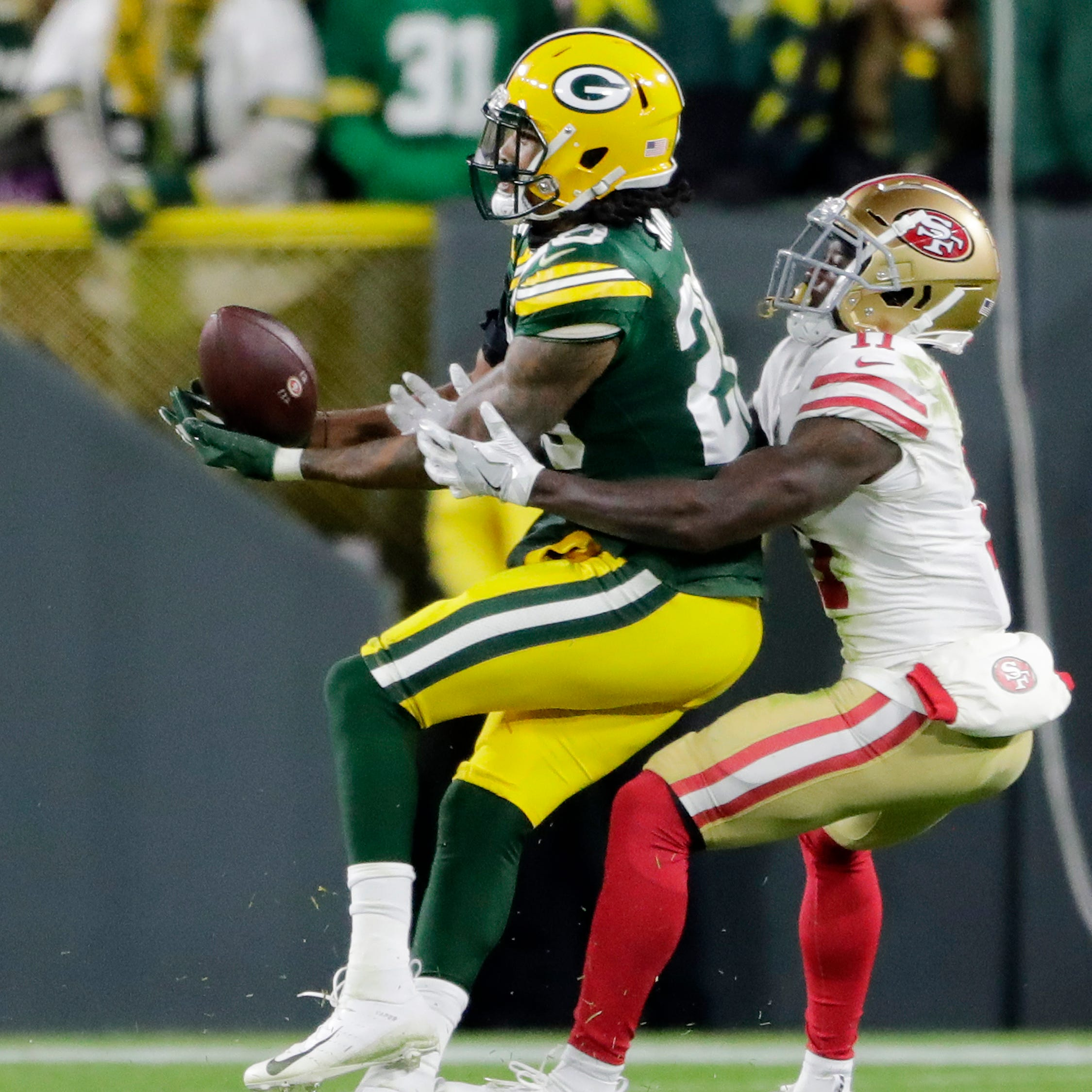 Kevin King, Green Bay Packers defense make a big play 'just soon enough' in win over 49ers