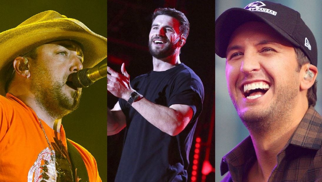The Stagecoach 2019 lineup is official. Luke Bryan, Sam Hunt and Jason Aldean headline