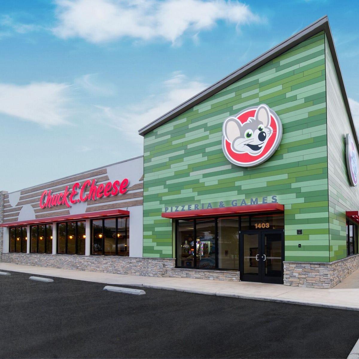 Pensacola Chuck E. Cheese to unveil major renovations this week