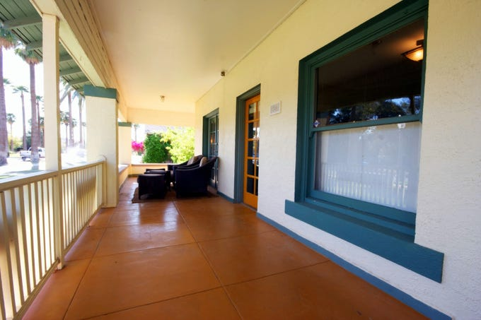 Cool home: 1913 bungalow in Phoenix\'s Roosevelt Historic District