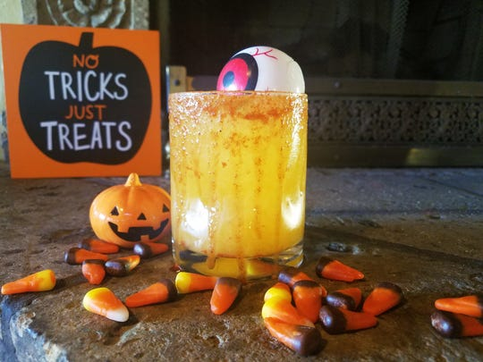 The Hallowmango at Rico's American Grill at the Pointe Hilton Squaw Peak Resort.