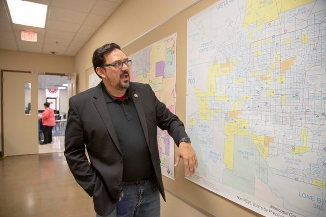 Maricopa County Recorder Adrian Fontes has had an uneven first term. Will it be enough to earn him a second?