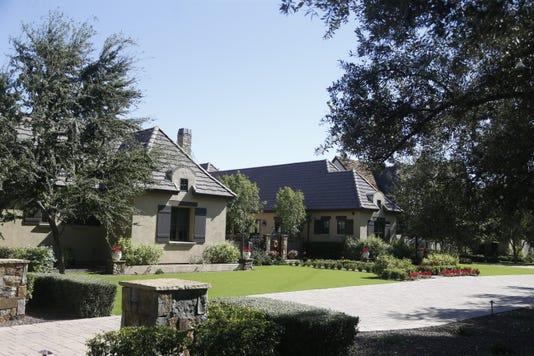 Cindy McCain home