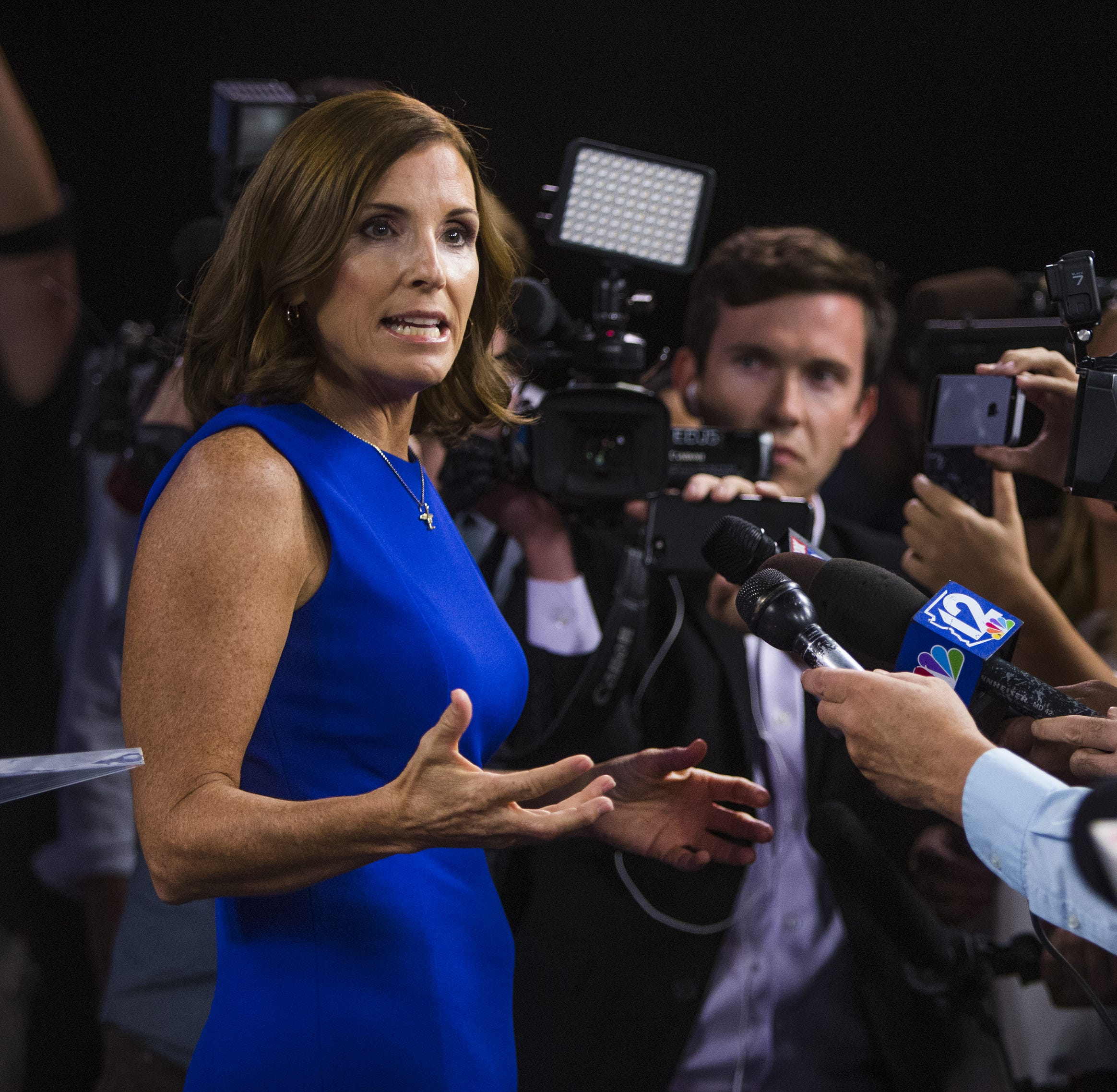 McSally vs. Sinema: Arizonans react to first and only Senate debate