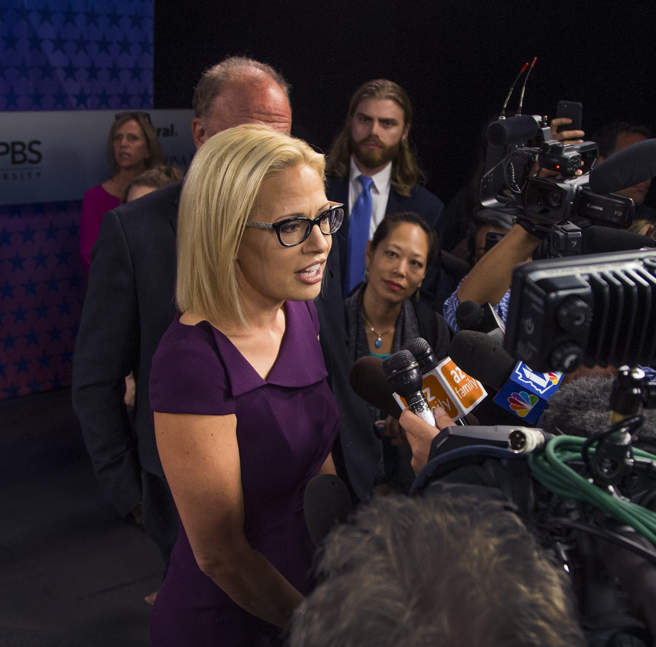 Kyrsten Sinema's plan to protect Medicare: Do nothing, wait for a big benefit cut