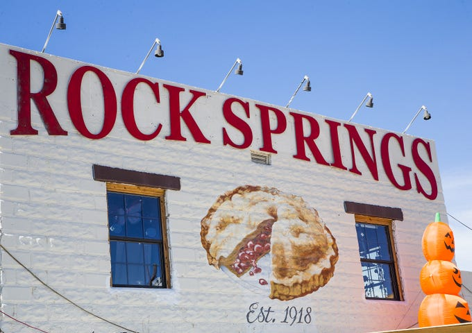 The Rock Springs Cafe in Black Canyon City will celebrate its 100 year anniversary with a music festival. The cafe is famous around the country for its delicious pies.