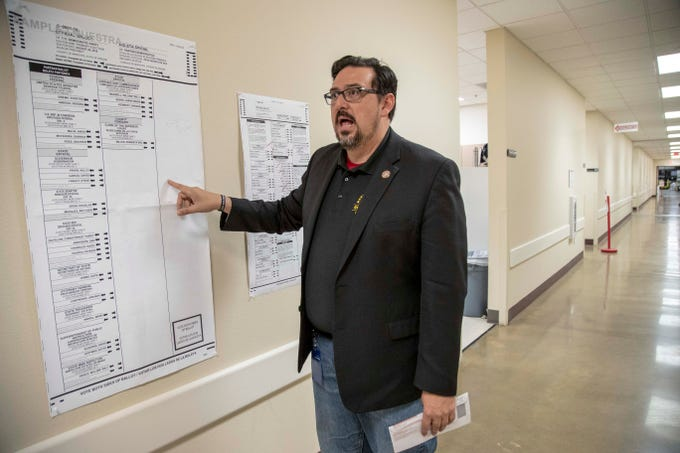 Issues Tour 2020 Will 2020 spell more election issues in Maricopa County?