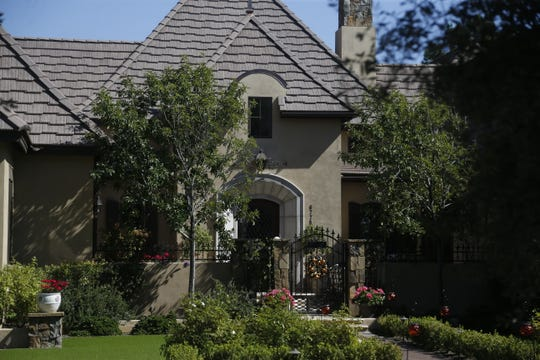 Cindy McCain purchased a new home in north-central Phoenix.