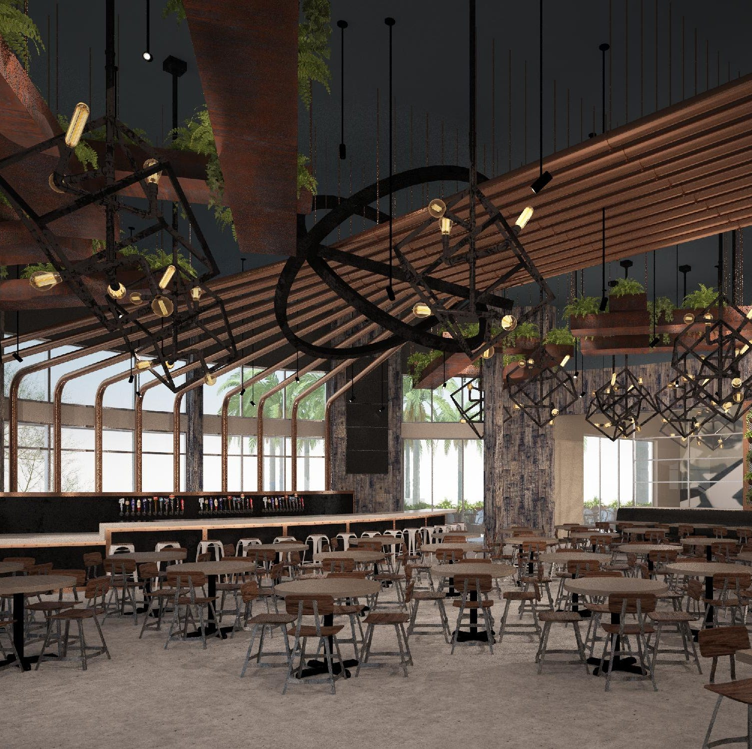 CB Live hiring 150 for restaurant, entertainment venue at Desert Ridge in Phoenix