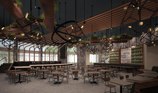 CB Live will bring a restaurant, bar and event venue to Desert Ridge Marketplace in late 2018.