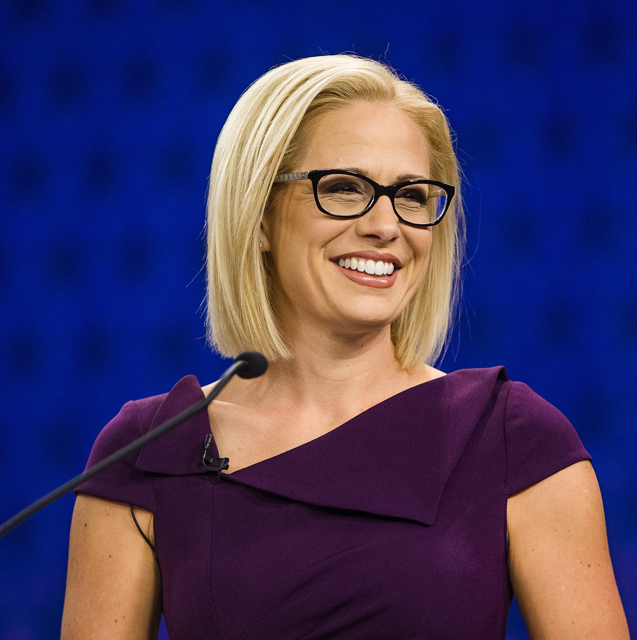 Kyrsten Sinema widens lead again over Martha McSally in pivotal day for Arizona's U.S. Senate race