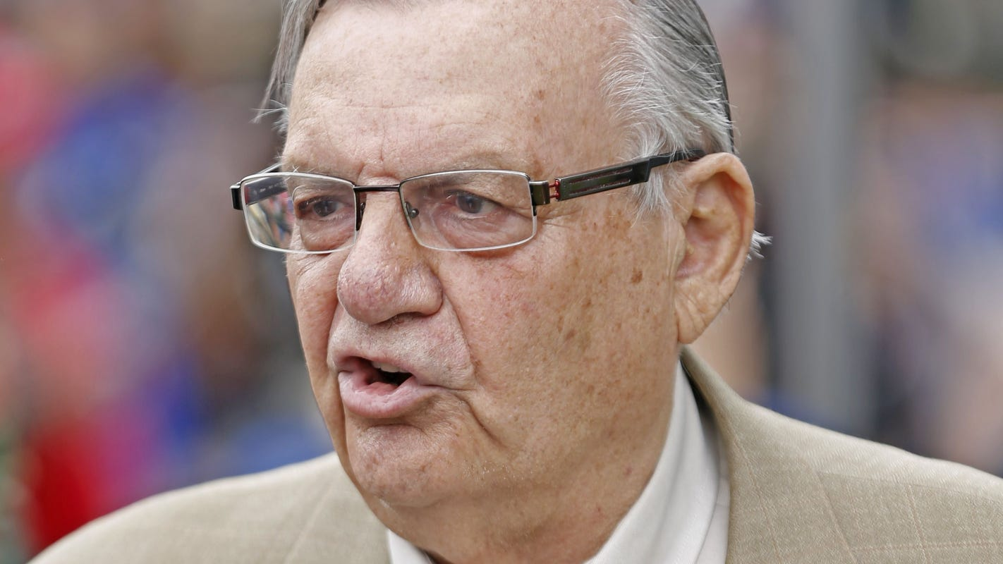 'I'm being called a convicted felon': Joe Arpaio faces CNN, others in court for defamation suit