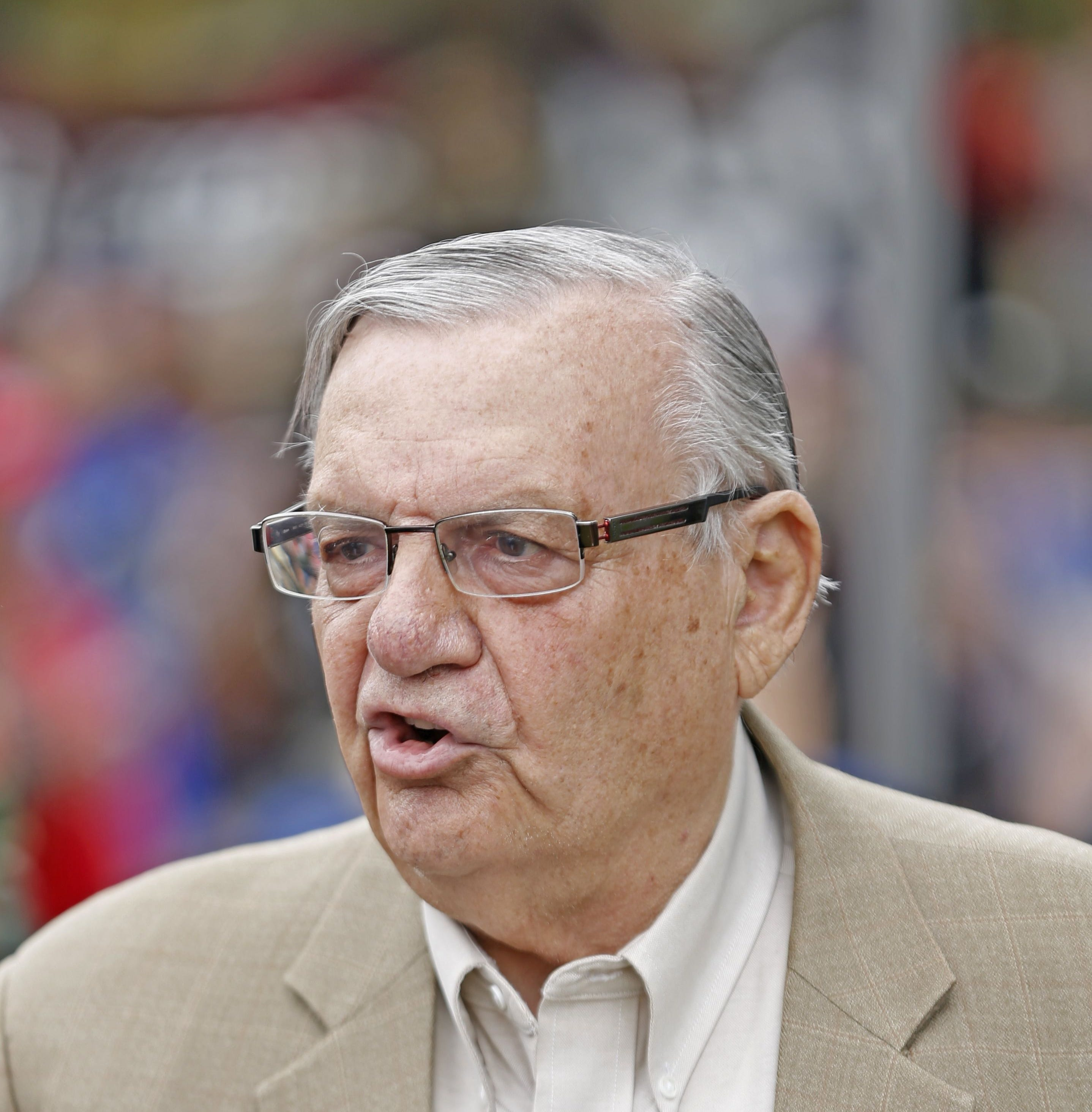 Arpaio sues New York Times, claims column damages 2020 Senate chances