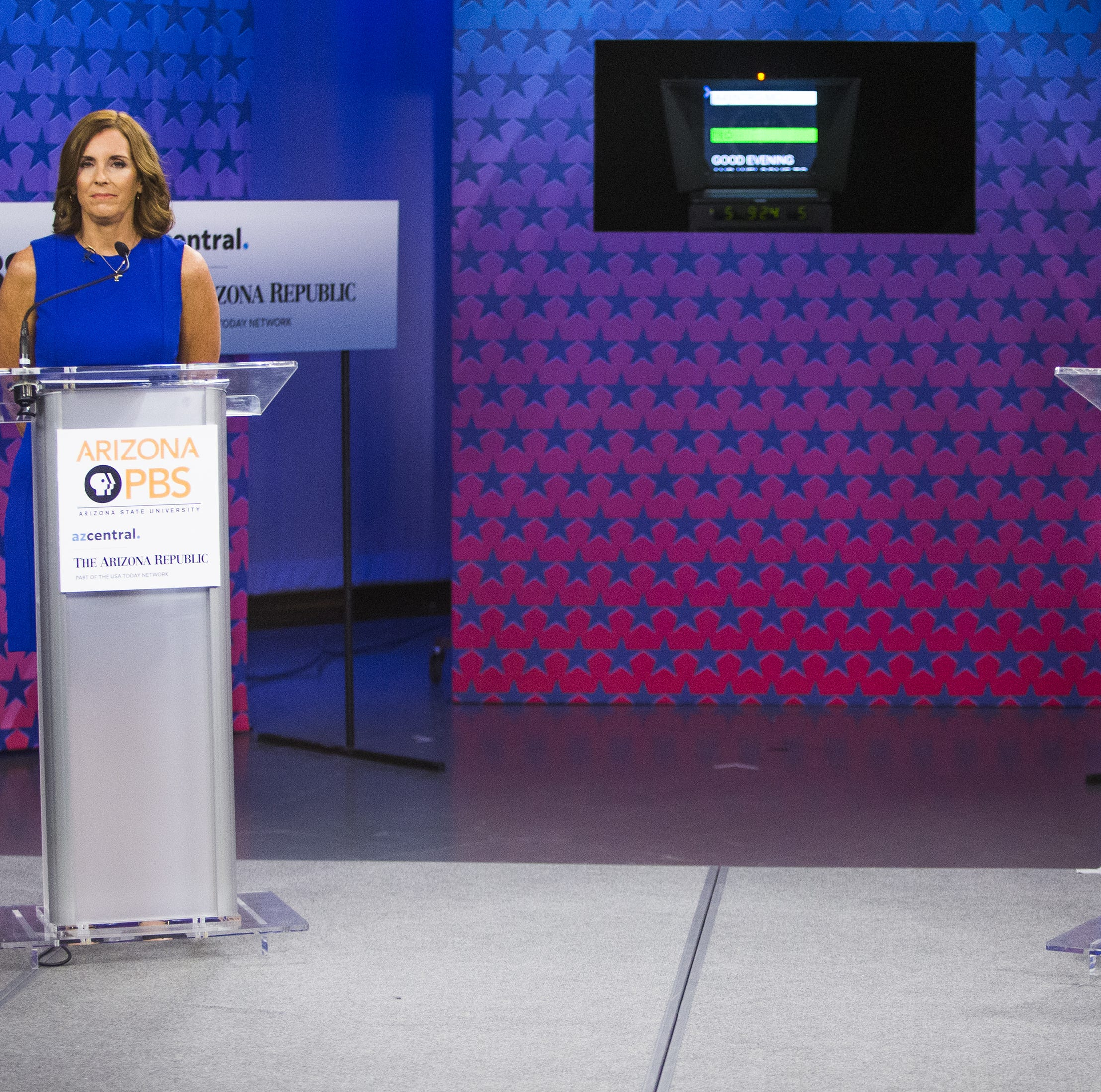 Martha McSally vs. Kyrsten Sinema: Fact-checking Arizona's U.S. Senate debate