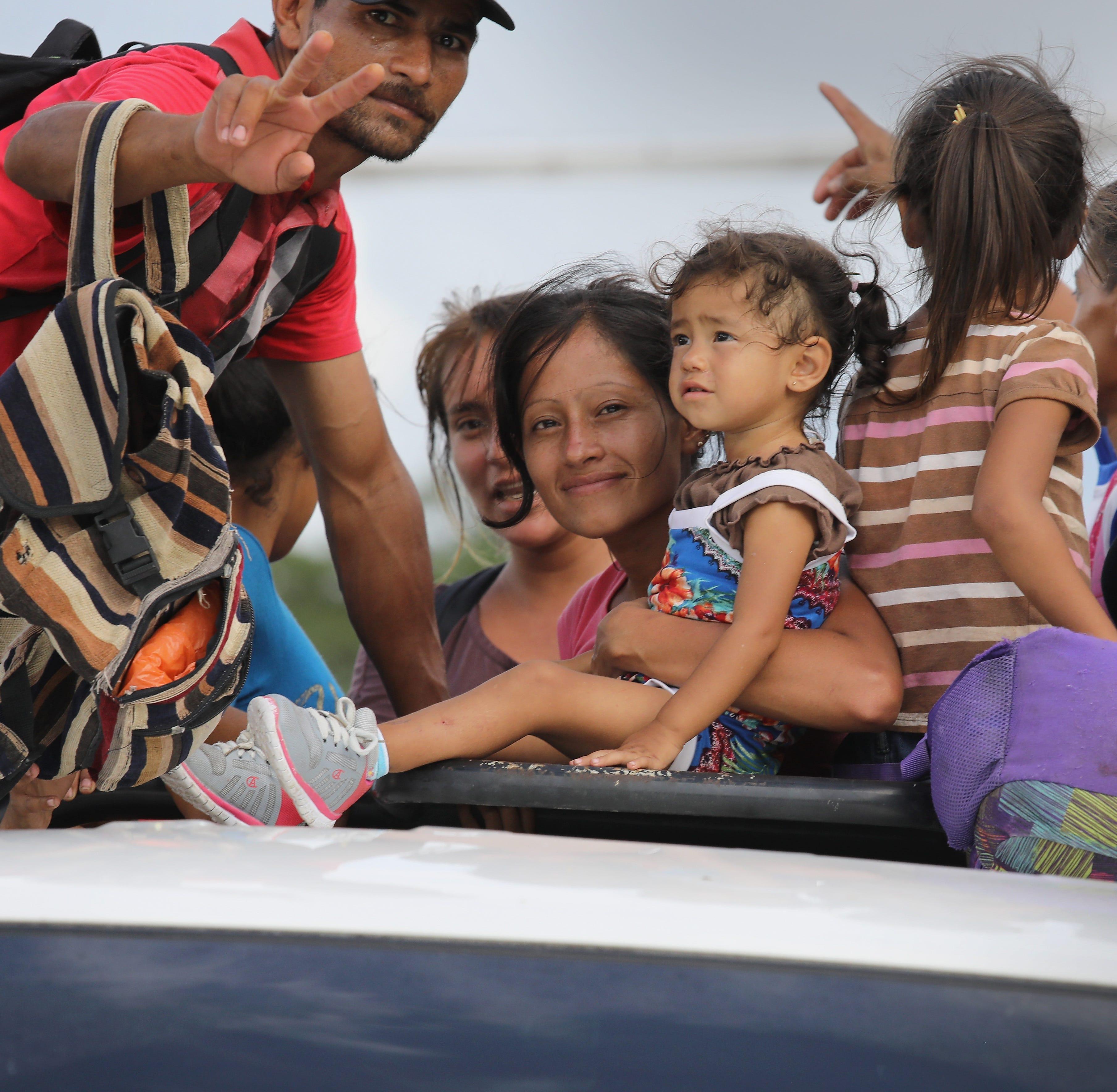 Nashville activists track Honduran caravan, response from Mexico
