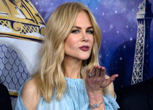 Nicole Kidman Acude A Inauguraci N Escaparate En Par S