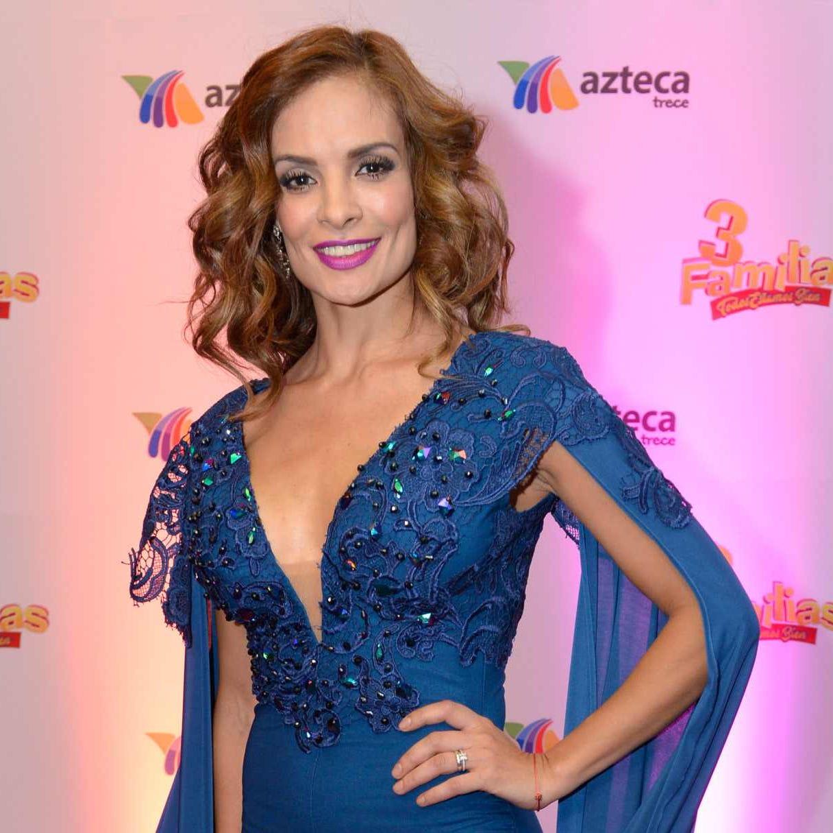 Alma Cero pide respeto para la hija de Edwin Luna