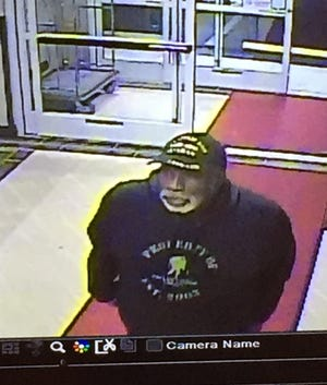 Police say they believe this man robbed a vending machine at the Super 8 Hotel in Hershey on Tuesday.
