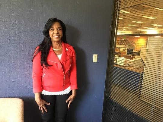 WCSD board member Debra Feemster is running for her school board seat.