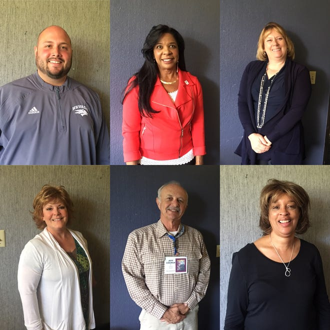 Six are vying for a seat on the Washoe County School Board