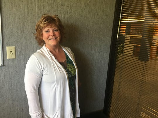 WCSD board candidate Ellen Minetto