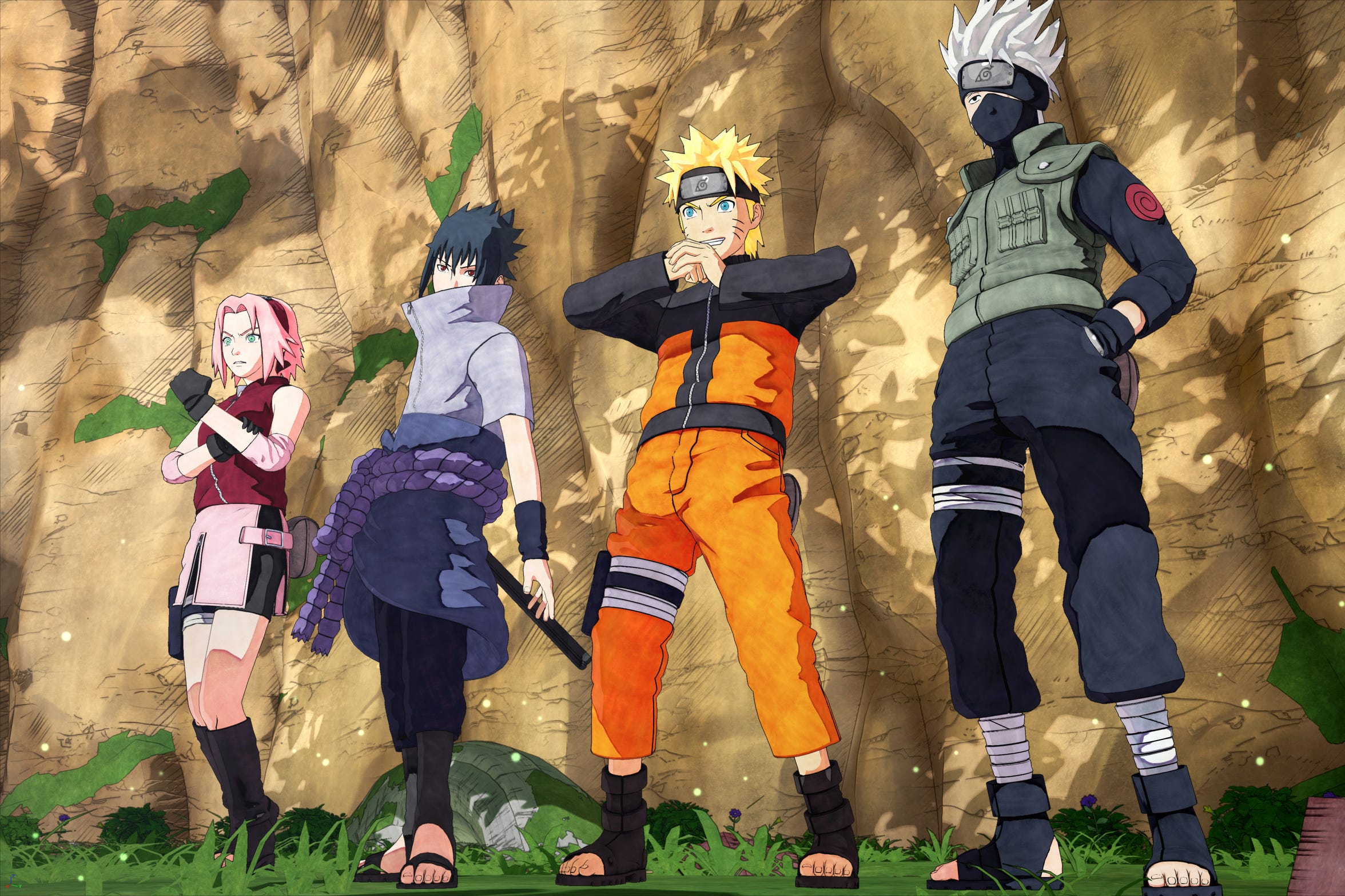 Naruto to Boruto: Shinobi Striker for PC, PS4 and Xbox One.