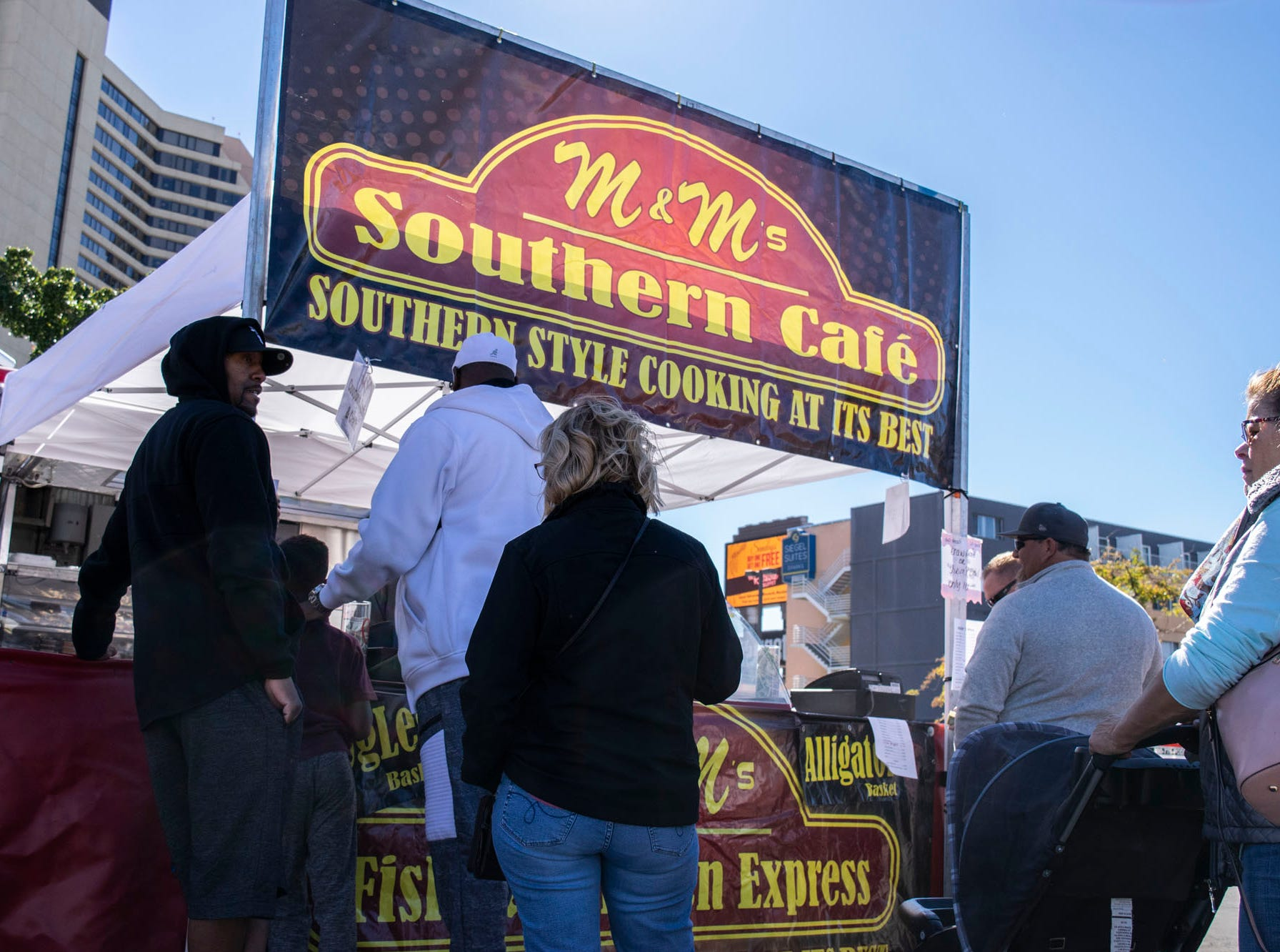 Scenes from the Nugget's Southern Fare on the Square on Sunday, Oct. 14, 2018. Sparks, Nev.