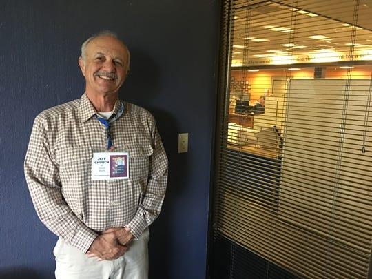 WCSD Board candidate Jeffrey Church