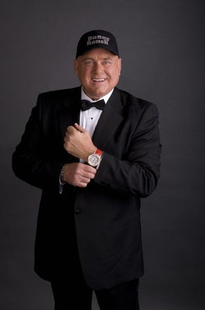 "Provided to the RGJ Dennis Hof, brothel owner and author of ""The Art of the Pimp,"" is considering running for U.S. Senate for Nevada's Libertarian Party. provided to the RGJ Dennis Hof, brothel owner and author of ""The Art of the Pimp"""