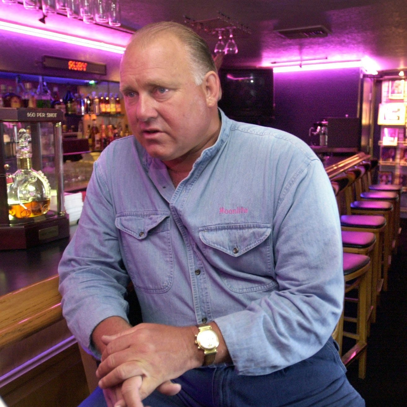 Dennis Hof will still be on the ballot this November. What if he wins his election?