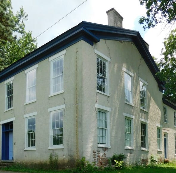 'Dinner with Governor Morton' to be served in historic Centerville home