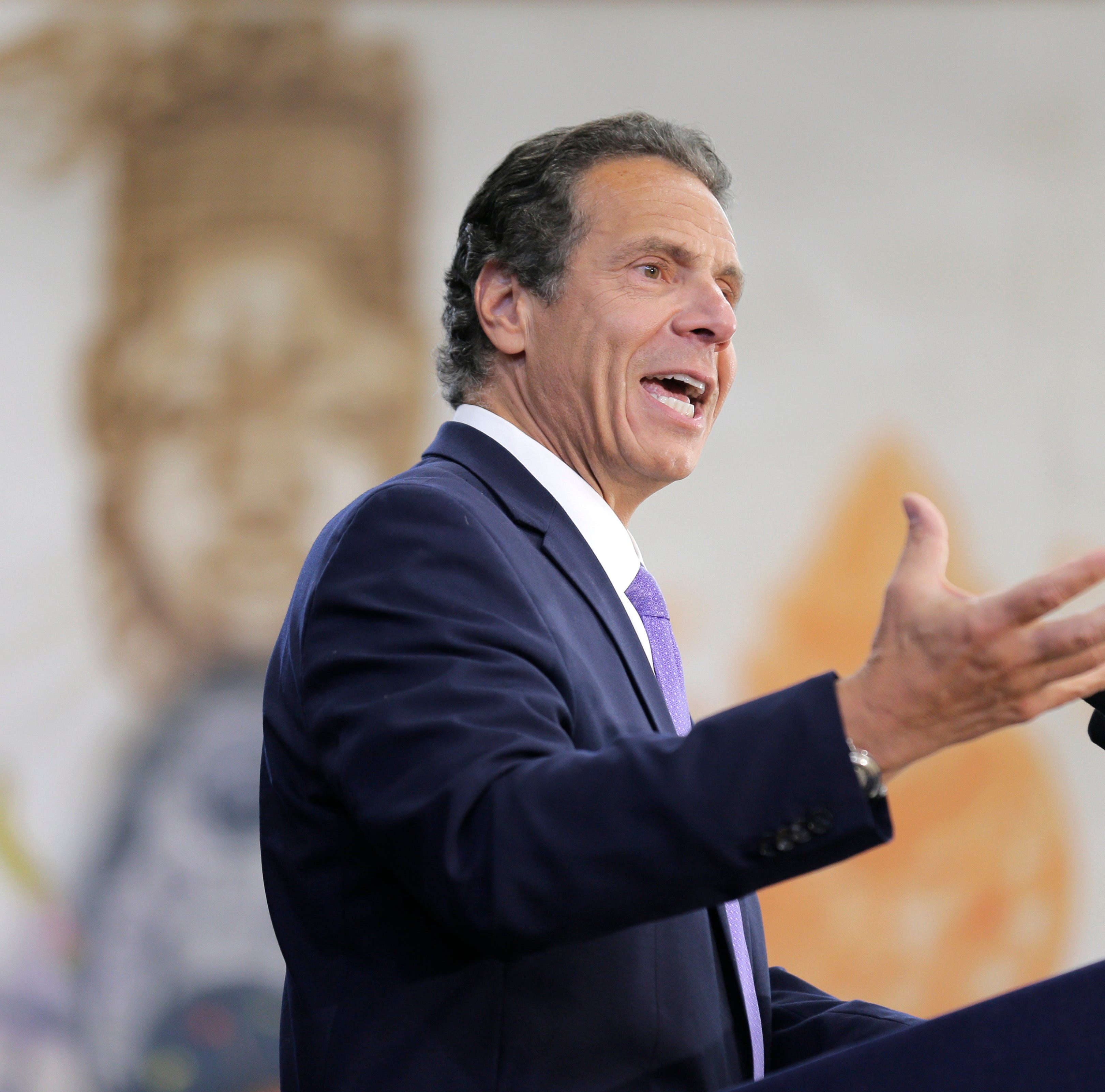 Andrew Cuomo: Legalize recreational marijuana in New York in 2019