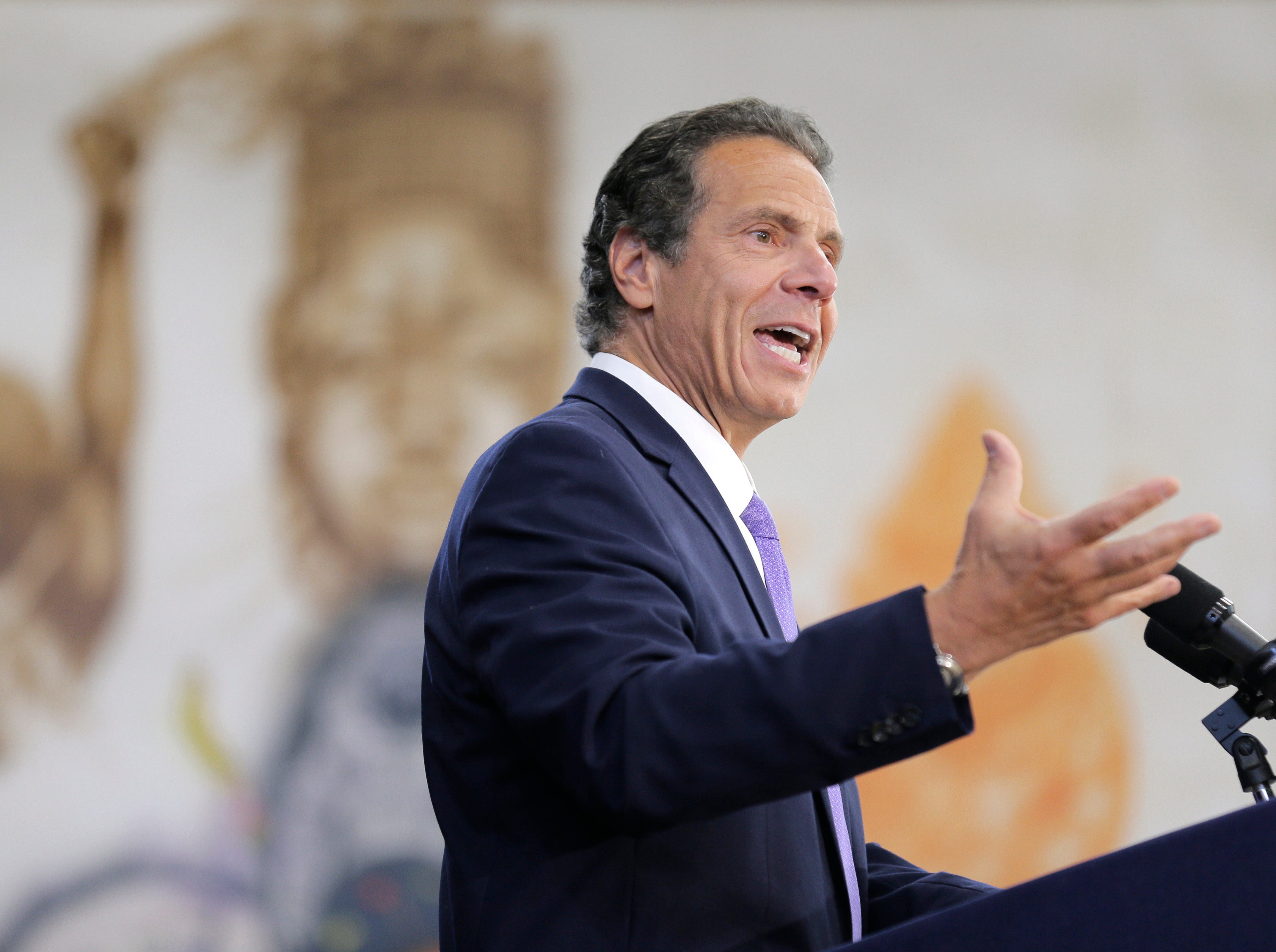 Andrew Cuomo: Legalize recreational marijuana in New York in 2019
