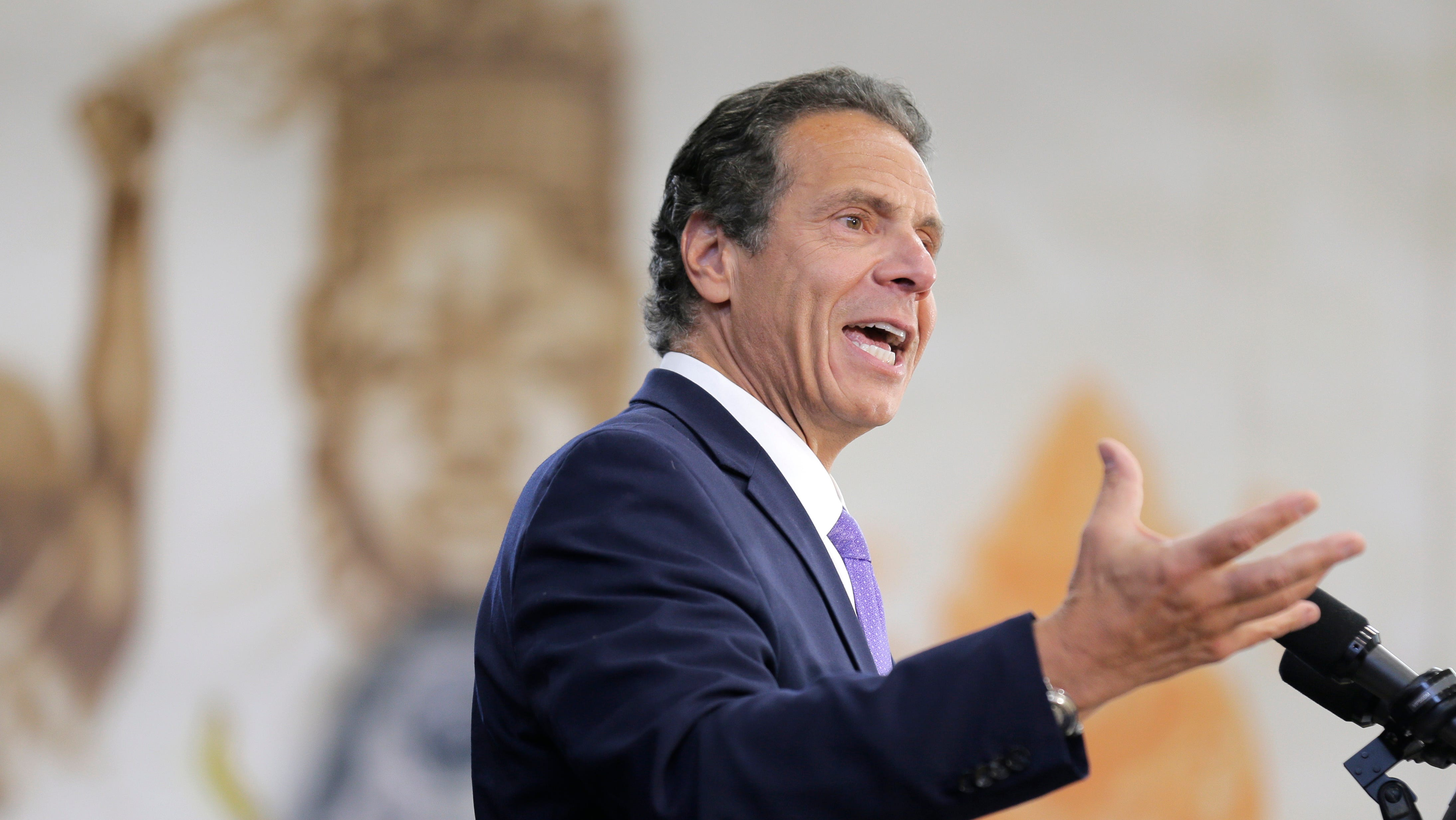 With less than a month to go before Election Day, New York Gov. Andrew Cuomo has yet to agree to a debate.