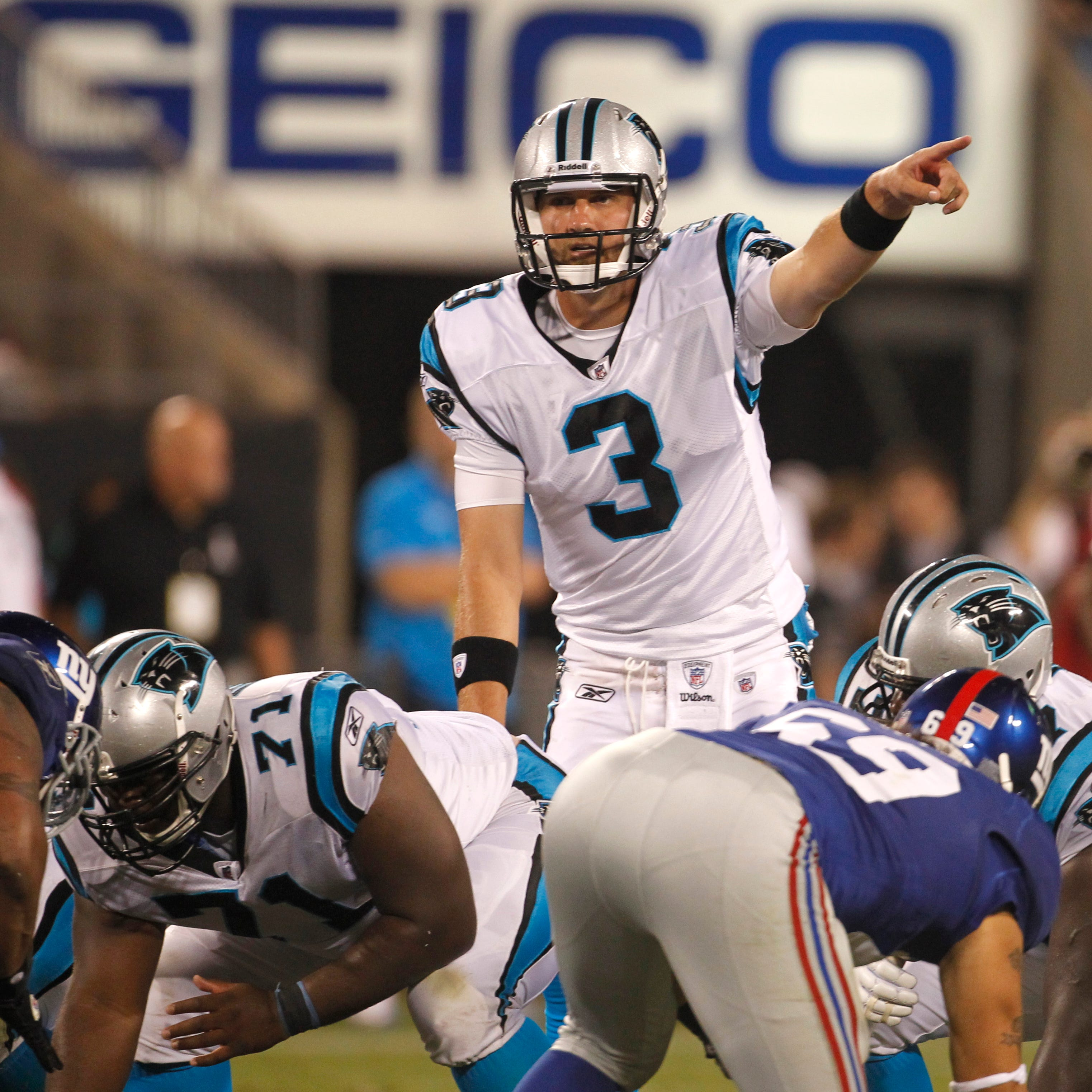 Derek Anderson named Buffalo Bills starting QB for Sunday in Indianapolis