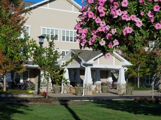 Nestled on 41 wooded acres in Webster, St. Ann's Community at Cherry Ridge is a private sanctuary designed with the desires of seniors in mind. Remember that location and ambience are important factors in choosing a community.