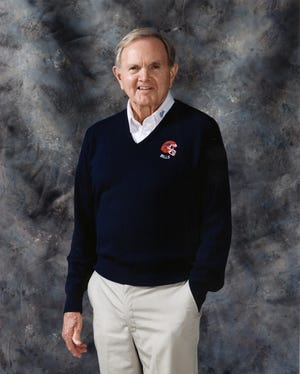 Ralph Wilson Jr.: The Buffalo Bills founder, World War II veteran, philanthropist would've turned 100 years old on Wednesday. His foundation is making a $200 million investment in parks and trails in Detroit and Buffalo regions where he conducted his life's work.