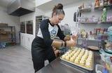 Secret Ingredient Cupcakery opens in Penfield. Owner Racheal Roberts says her secret ingredient 'is hope.'