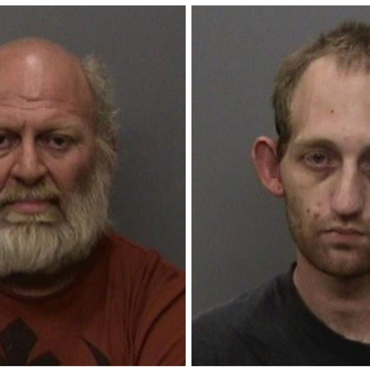 Gunshot fired in air to stop fight leads to arrest of father, son on drug-related charges
