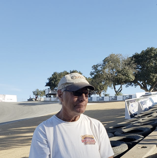 After a life in racing, Richard Reins died doing what he loved most