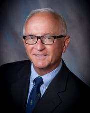 Norman D. Nelson, a retired gynecologist, is running for SVMHS Board.