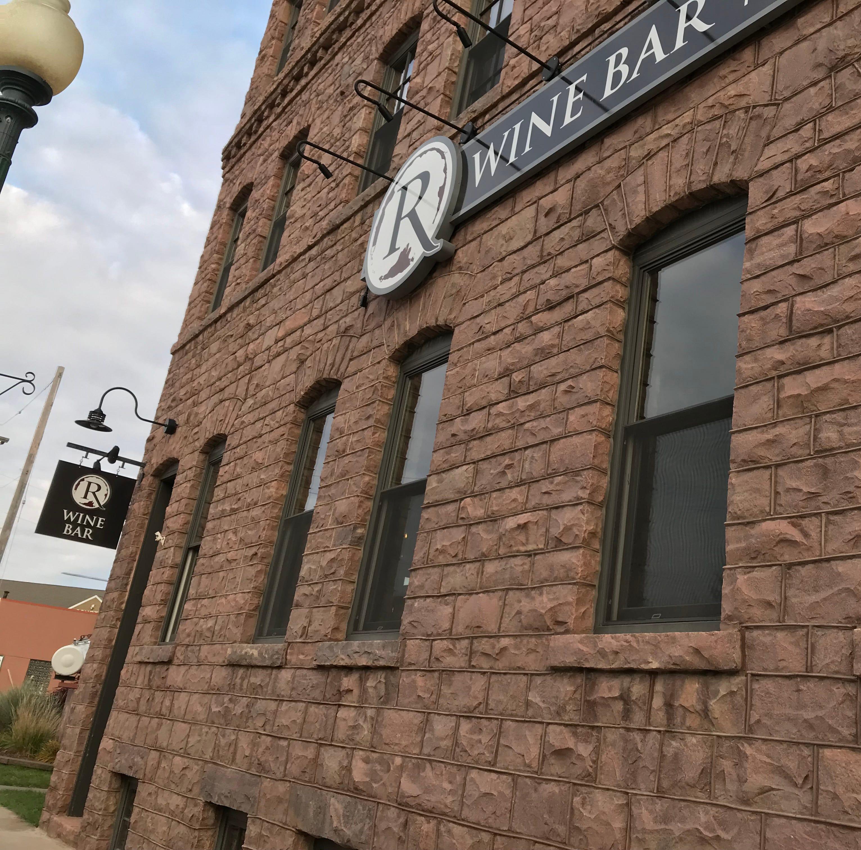R Wine Bar opens next week