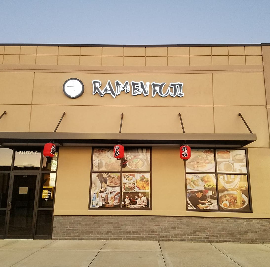 Get ready, ramen lovers! Ramen Fuji opens this weekend